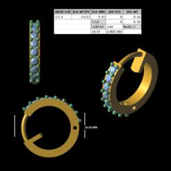 1.png Download STL file 10 Diamond Nose Pins • 3D printable design, rimpapramanik82