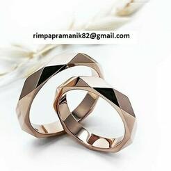 22.jpeg Download STL file Plane Gold Ring cutting • 3D printable design, rimpapramanik82
