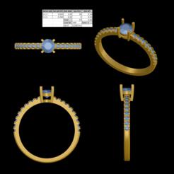 2.png Download STL file Solitary Beutyfull Looking Ring • 3D print template, rimpapramanik82