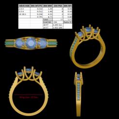 4.png Télécharger fichier STL Bague Femme • Objet imprimable en 3D, rimpapramanik82