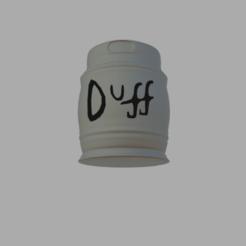 Télécharger objet 3D baril de lait, pabloezelivingston