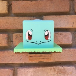 IMG_1977.jpg Download STL file Squirtle Pot (Pokemon) • 3D printable object, Arbros
