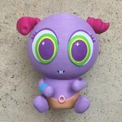 IMG_2686.jpg Download STL file Ksimerito Piggy Bank (15 cm) • 3D printing model, Arbros