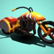 Download 3D model Audi Bike, anupatel1429