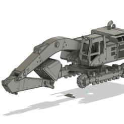 excavator 1.png Download STL file Excavator • 3D printer model, alessandrobraggion2008