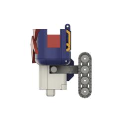 Vultus 5 Panzer (1).png Télécharger fichier STL Vultus 5 Panzer • Plan pour impression 3D, alessandrobraggion2008