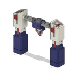 Vultus 5 Dumper v1 2.png Télécharger fichier STL Dumper Vultus 5 • Design pour imprimante 3D, alessandrobraggion2008