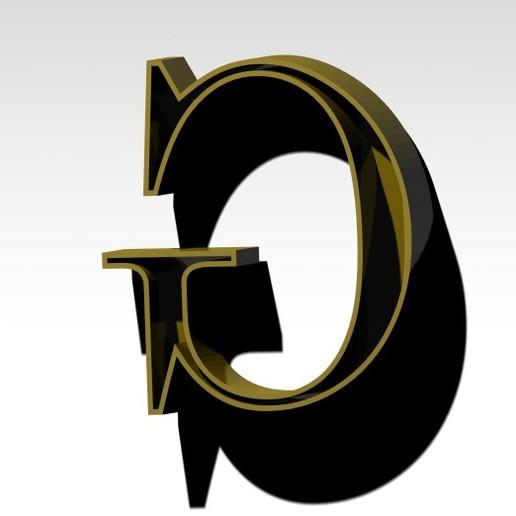 G4.jpg Télécharger fichier 3MF gratuit Lettre G de l'alphabet (SANS SOUTIEN) • Modèle pour imprimante 3D, Molina