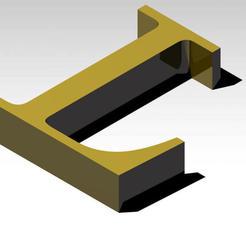 L1.jpg Télécharger fichier 3MF Lettre L de l'alphabet (SANS SUPPORTS) • Objet à imprimer en 3D, Molina