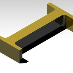 I1.jpg Télécharger fichier 3MF Lettre I de l'alphabet (SANS SUPPORT) • Plan pour imprimante 3D, Molina