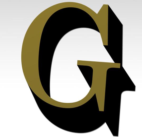 G2.jpg Télécharger fichier 3MF gratuit Lettre G de l'alphabet (SANS SOUTIEN) • Modèle pour imprimante 3D, Molina