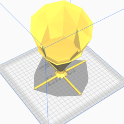 Download 3D printing templates Fashion Chair (No support), RaZzoRr_TECH