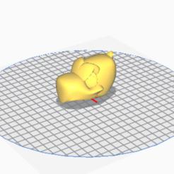 Télécharger plan imprimante 3D Porte-clés cuauhtli amérique, RaZzoRr_TECH