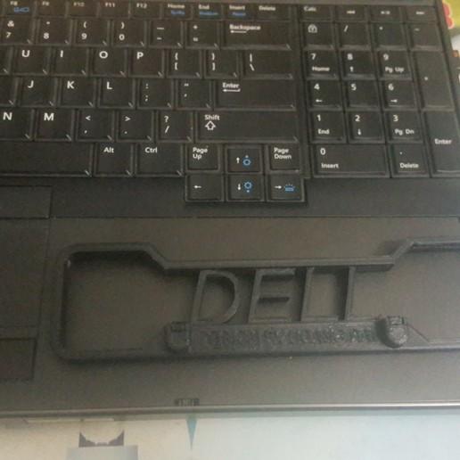 Télécharger fichier STL gratuit Support pour ordinateur portable Dell M4800 • Modèle à imprimer en 3D, hoangdai4017