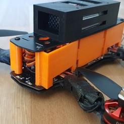 20200419_101927.jpg Download OBJ file 3S QAV250 UAV Battery Box • Design to 3D print, jeromebriez
