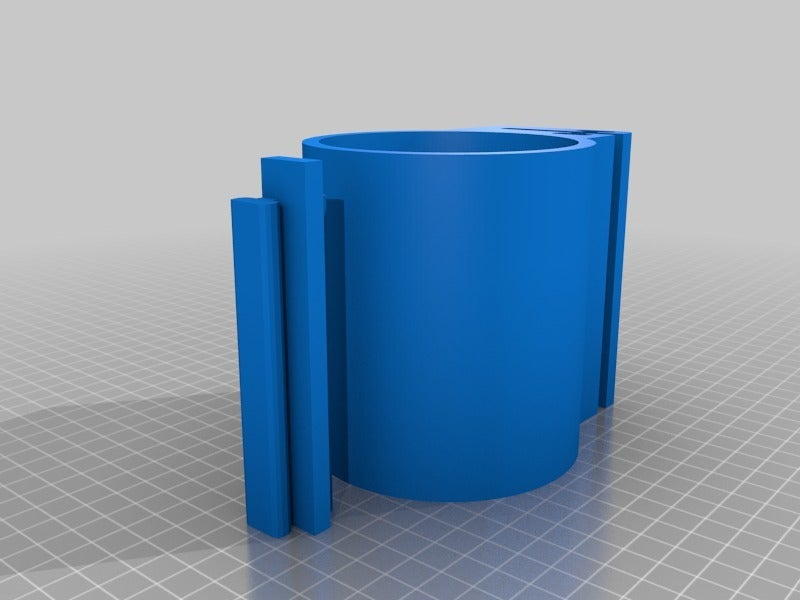 43649fd06dbc6f03ce047622b67d6830.png Download free SCAD file Customizable Cup Holder Generator( Parametric) • Model to 3D print, joaolsneto