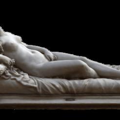 venus___1830.png Download STL file Venus Victrix 3D Printable • 3D printable object, danyelon