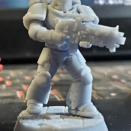 20200602_0150271.jpg Download free STL file Space Primary Troops Builder • 3D printer design, link03783