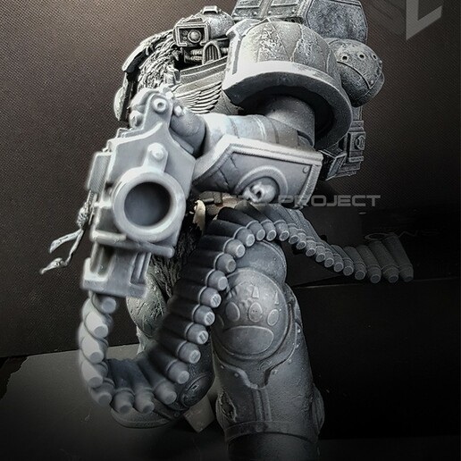 bolter9.jpg Download STL file Astartes with Heavy Bolter • Model to 3D print, STLProject