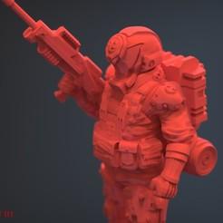 Descargar modelos 3D INT - UNT 01, genggi