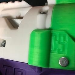 Download free 3D printing templates Caliburn Milan Coupler B thick, 55samba