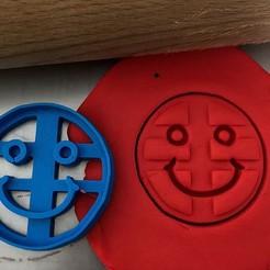 smajlík.jpg Télécharger fichier STL Coupe-biscuits - Emoji • Modèle pour impression 3D, Tvoritko