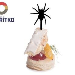 Descargar STL Palo de cóctel - Canape - SPIDER, Tvoritko