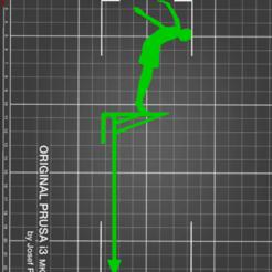 Snímek obrazovky (91).png Télécharger fichier STL Bâton à cocktail pour boisson longue (mojito etc.) - JUMPER • Objet à imprimer en 3D, Tvoritko