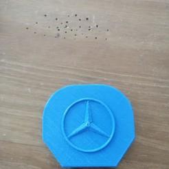 IMG_20200408_171229[1].jpg Download STL file Seat cover 74x64 Mercedes Tamiya 1/14 • 3D printer template, thefailur