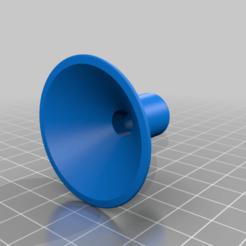 Entonnoir.png Télécharger fichier STL gratuit Entonnoir poudre noire / Black powder funnel • Objet pour imprimante 3D, Lolo-3D-Lab