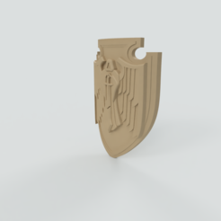 9691cf7e-fa59-4d65-b58d-64fb4e490ca9.PNG Download STL file Space Warrior Death Shield • 3D printing object, HandsomeFred