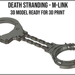 cufflinks-death-stranding-handcuffs-3d-model-obj-stl (1).jpg Download STL file Cufflinks - Death Stranding • 3D printable object, HandsomeFred
