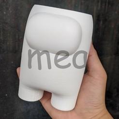 IMG_20201027_131523.jpg Download STL file Among Us Pot Planter • 3D printing design, mea
