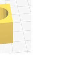 Download free 3D printing templates calibration bucket, KrAkEn