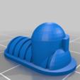 Télécharger fichier 3D gratuit Slasher Gargant proxy pour 6mm Epic scale warhammer 40,000 / Légions Titan, redstarkits