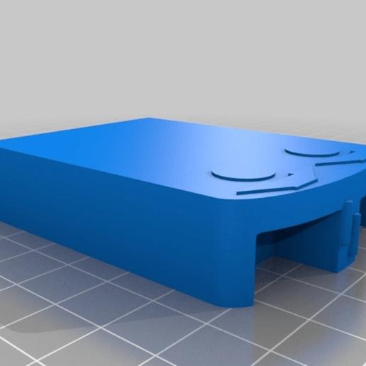 3eef3cc1a623a3f529fbadcd6b5b53f2.png Télécharger fichier STL gratuit Ork Mega Gargant Epic 40k proxy model 6mm Titanicus • Modèle pour imprimante 3D, redstarkits