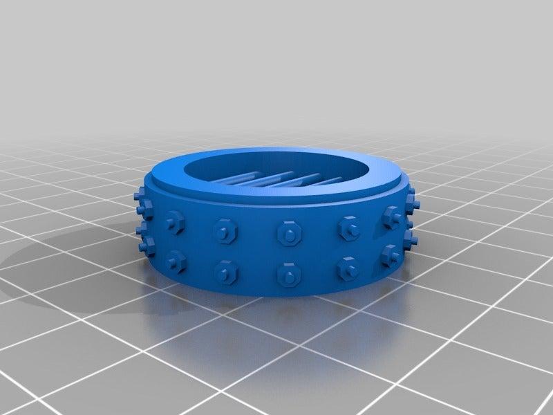 5bf2a920059b6f38b42aa94c827cb525.png Télécharger fichier STL gratuit Sci-fi Réseau de tuyaux modulaire pour les paysages de wargaming • Objet à imprimer en 3D, redstarkits
