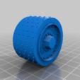 b0f060ddd5269258faca4e7ee7bf5079.png Télécharger fichier STL gratuit Roues alternatives pour ork half track • Modèle imprimable en 3D, redstarkits
