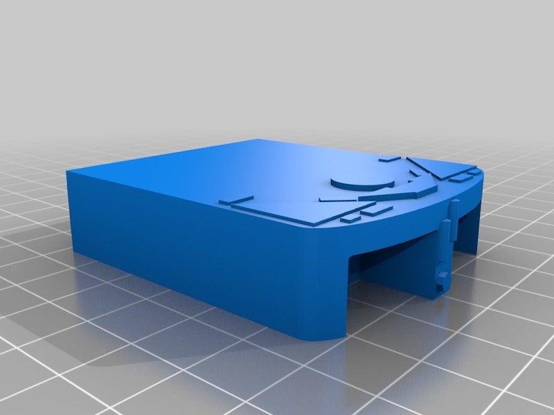 e370fb37f3b1cfe8c29c899af4fb3f33.png Télécharger fichier STL gratuit Ork Mega Gargant Epic 40k proxy model 6mm Titanicus • Modèle pour imprimante 3D, redstarkits