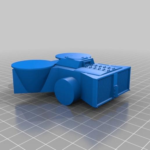 b492e2b5274ea0bc1a4defbd176a3ecc.png Télécharger fichier STL gratuit Demi-châssis de forteresse de combat mobile orque / orque • Design à imprimer en 3D, redstarkits