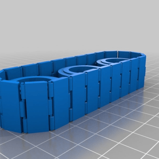 eee1d76e784dce4d5fed51457d9d580b.png Télécharger fichier STL gratuit Demi-châssis de forteresse de combat mobile orque / orque • Design à imprimer en 3D, redstarkits