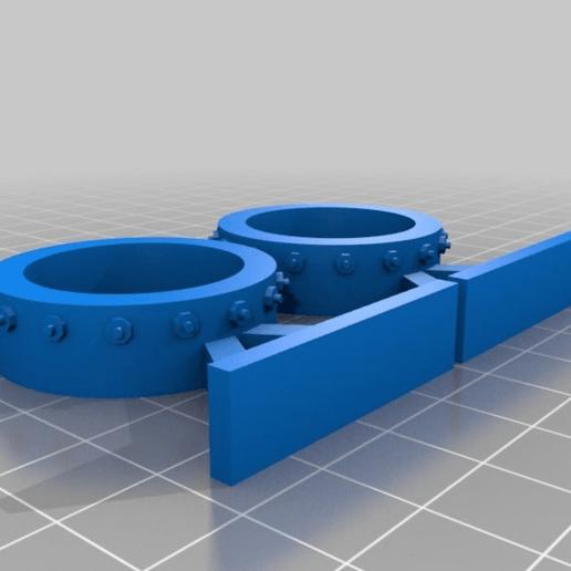 26b85237a286354ebf9563245fe9986c.png Télécharger fichier STL gratuit Sci-fi Réseau de tuyaux modulaire pour les paysages de wargaming • Objet à imprimer en 3D, redstarkits