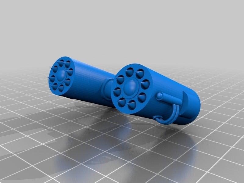 d439f30d930174596d8102ce05a0c885.png Download free STL file Anti-aircraft tower for 28mm wargames, Warhammer, Star wars, Gas lands ect • 3D print model, redstarkits