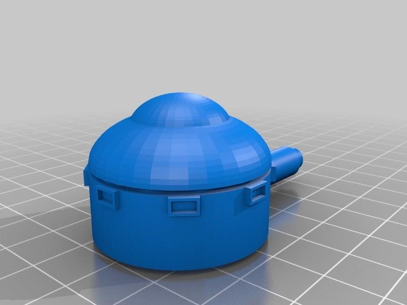 8da8743af8591f10e6d4c822b35372e5.png Télécharger fichier STL gratuit Demi-châssis de forteresse de combat mobile orque / orque • Design à imprimer en 3D, redstarkits