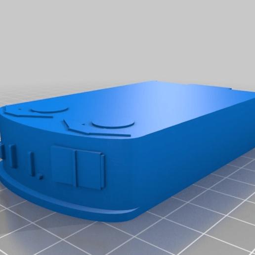 a8062e6d036e8aeadf08db8f590b95f1.png Télécharger fichier STL gratuit Ork Mega Gargant Epic 40k proxy model 6mm Titanicus • Modèle pour imprimante 3D, redstarkits