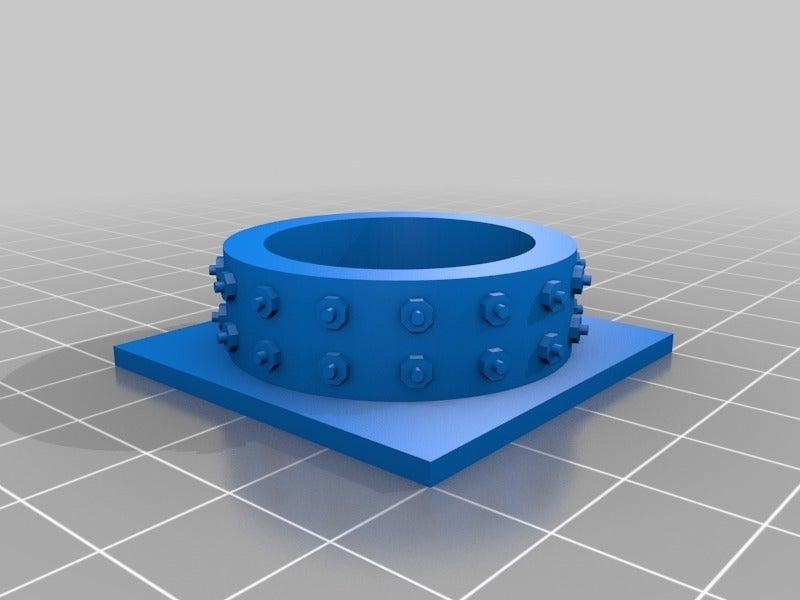 df215974228663e5dcb2abdd50e4ec82.png Télécharger fichier STL gratuit Sci-fi Réseau de tuyaux modulaire pour les paysages de wargaming • Objet à imprimer en 3D, redstarkits