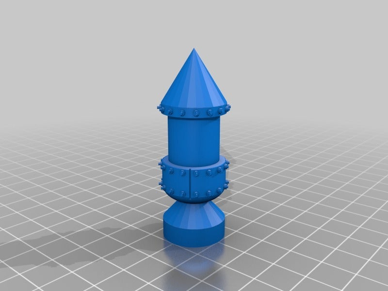 fa0a8d1f3130ea4529bfe419f9b446af.png Télécharger fichier STL gratuit Ork / Ork Pulse Rocket Artillery pour les jeux de science-fiction 28mm • Design imprimable en 3D, redstarkits