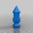 Download free STL file Ork / Ork Pulse Rocket Artillery for 28mm sci-fi wargames, redstarkits