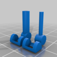 Télécharger plan imprimante 3D gatuit Pièces de pattes alternatives pour le transport de troupes à pied de sci-fi WAPC Ant pour les wargames de sci-fi 28mm ou la fabrication de mdel de sci-fi, redstarkits