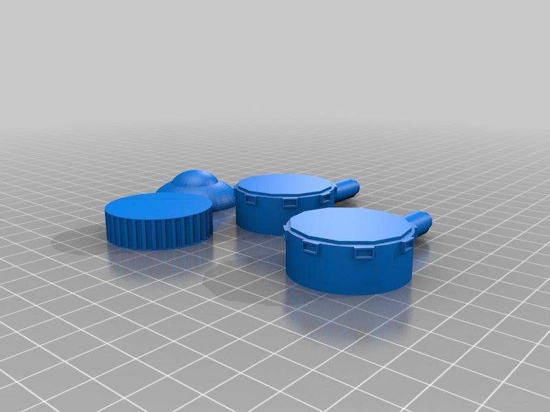 457d5e98bebc0fca070c5f16d73db610.png Télécharger fichier STL gratuit Demi-châssis de forteresse de combat mobile orque / orque • Design à imprimer en 3D, redstarkits